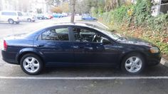 Dodge Stratus, Dodge Models, Grey Doors, Exterior Colors, Colorful Interiors, Color Blue, Gray, Vehicles, Style