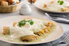 Prepara nuestra receta de Enchiladas suizas Philadelphia para la hora de comer. ¡Sorprende a tu familia con todas nuestras deliciosas recetas de comida!
