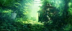 Detroit: Gone to Seed by ~Spex84 on deviantART