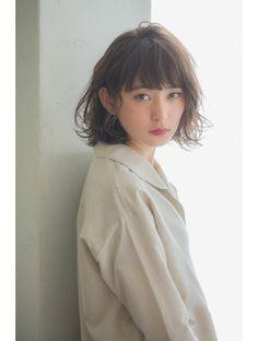 ジョエミバイアンアミ(joemi by Un ami)【joemi 】タンバルモリ×フリンジバング☆衣川順也