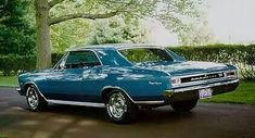 1966 Chevelle SS What a beauty!!