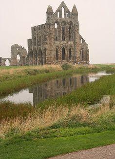 Whitby Abbey - York, England
