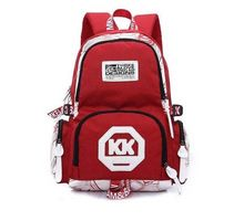 The new fashion large capacity backpack backpack fine men and women students canvas casual bags