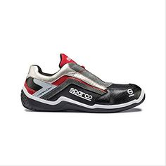RALLY LOW S1P Safety Shoes - http://on-line-kaufen.de/sparco-teamwork/rally-low-s1p-safety-shoes