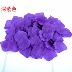 New Wedding Decoration 1000pcs/lot Rose Petal Petalos De Rosa De Boda Artificial Flowers Rose Petals KW1635