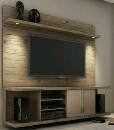 TV Rack desing (wood)