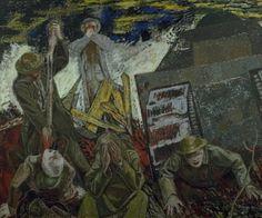 Henrik Sorensen: Gound of Honor Kingdom Of Denmark, Historical Association, Scandinavian Countries, Political Art, Faroe Islands, Finland, Norway, War, Artist