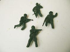 Soldados mutilados.