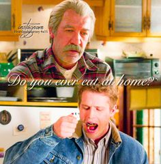 """heartlandsjourney: """"""""Do you ever eat at home? Heartland Season 4, Heartland Quotes, Heartland Tv Show, Heartland Actors, Heartland Ranch, Ty Et Amy, Sleepy Hollow Tv Series, Vampire Diaries Quotes, Good Vibe Songs"""