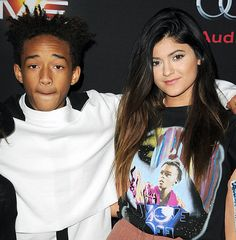 Jaden Smith and Kylie Jenner @Leta Ko: she looks so much better with short hair! wondering if i'm one of those people too?? #weddingproblems