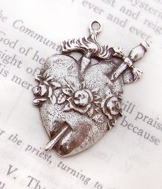Jewelry Adviser Medals Sterling Silver Queen of the Holy Scapular Medal
