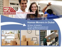 Move Your homes or offices,with professional #Homes_Movers_in_Dubai
