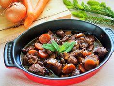 Hlavní jídla :: RECEPTY ZE ŠUMAVSKÉ VESNICE Beef, Meat, Ox, Ground Beef, Steak