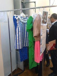 .normaluisa spring summer 2013 collection backstage - Milan Fashion Week