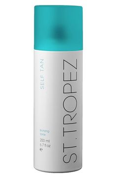 St. Tropez Self Tan Bronzing Spray available at #Nordstrom