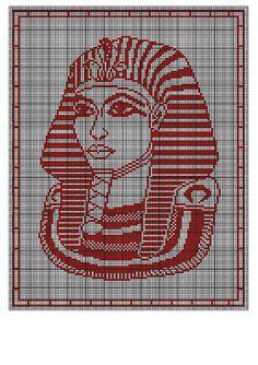 Gallery.ru / Фото #27 - Древний Египет (схемы) - Olgakam