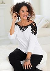 Perfect for work or a smart casual look, shop Curvissa's collection of plus size blouses and shirts, in all the latest designs. Smart Casual, Casual Looks, Shirt Blouses, Shirts, Plus Size Blouses, Plus Size Outfits, Plus Size Fashion, Curves, Lace