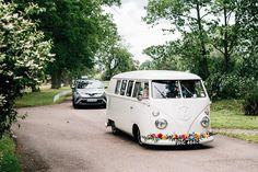 Music loving Gemma and Steve had an amazingly colouful, festival styled, Blake Hall wedding.