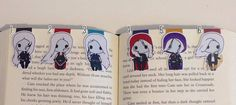 Magnetic Bookmarks • The Assassin (SET OF 6)