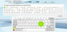 Recursos para mejorar nuestra velocidad en el teclado Por Juan Diego Polo