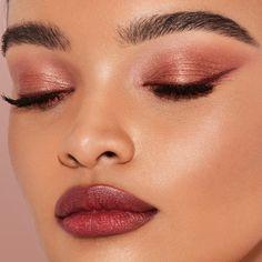 Makeup News, Makeup Trends, Charlotte Tilbury Makeup, Pillow Talk, Beauty Bar, Body Types, Hair Makeup, Walking, Romantic