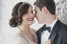 art-deco-glamour-wedding-030 | Ruffled