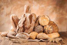Pão alimento diariamente presente nas nossas mesas
