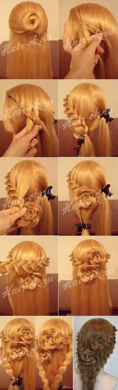 hair style for medium hair it looks amazing
