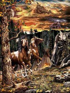 Find The Hidden Horses! - http://www.moillusions.com/find-hidden-horses/