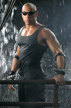 Riddick - The Chronicles Of Riddick Thank you Kris for turning me on to this movie.