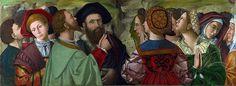 Antonio da Vendri - The Giusti Family of Verona [c.1520]