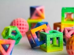 3-D-Printed Sugar from The Sugar Lab | Los Angeles - DailyCandy