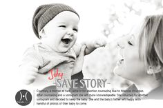 JULY SAVE STORY: Courtney, a mother of two, came in for abortion counseling due to financial struggles. After counsel and a sonogram she left more knowledgeable.She returned for another sonogram and decided to keep the baby. She and the baby's father left happy with a handful of photos of their baby to come.  #life #choice #preservingfamilies