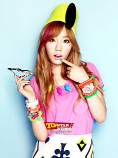 snsd+taeyeon+baby-g+pictures.jpg (1198×1600)