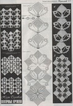 Häkelmuster - free crochet pattern....