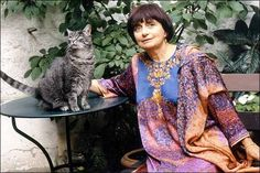 """To help all created things – that is the measure of all our responsibility.""   – Agnès Varda, born on this day in 1928"