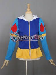 snow white jacket - Google Search - I like the yellow peplum. unfortunately, the link does no take you to Snow White's jacket, but to Mulan's adult costume.