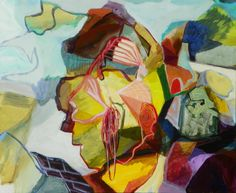 "Saatchi Online Artist: Nathan Beard; Acrylic 2012 Painting ""Self-Portrait: Recollecting My Time in Mubarak's Egypt"", $500"