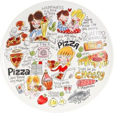19,95 Blond Amsterdam Pizzabord - Ø 31 cm