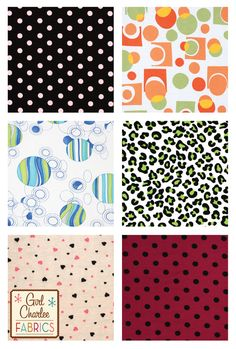 Shop Girl Charlee New Arrivals today for a fun collection of polka dots, hearts, cheetah spots, and brightly colored mod knits! Available in cotton jersey blends, cotton spandex blends, and ponte de roma knits, there is something for everyone to love. Shop now :: http://bit.ly/gcNewArrivals