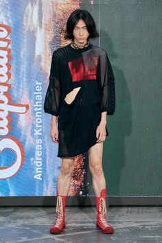 Fembois, Vivienne Westwood, Fashion Show Collection, Active Wear, Ready To Wear, Runway, Punk, Women Wear, Vogue