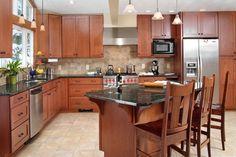 North Royalton Addition and Kitchen renovation traditional kitchen