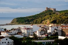 Looking out from our hotel room at the town of Tabarka and the Mediterranean Sea.  The Genoese Castle overlooks the city. McCory James   McCory James Photography – Blog   Page 6