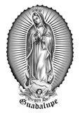 Virgen De Guadalupe Tattoo