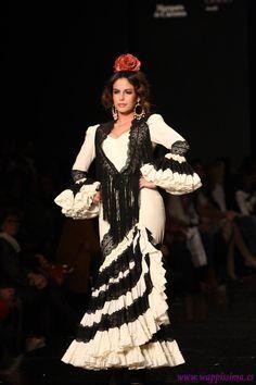 Flamenco Fashion by Pilar Vera, 2013.