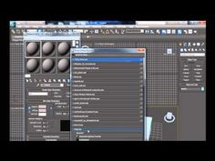 How to use Vray materials from Vraymaterials.de - YouTube