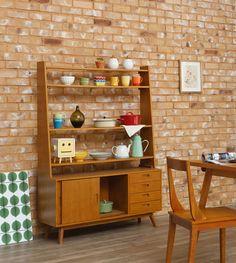 Retro Dining Room Cabinet