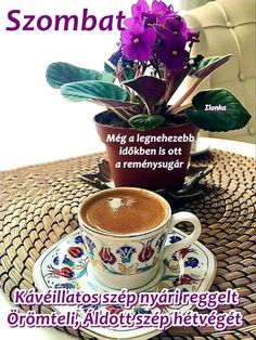 Good Morning, Cooking Recipes, Mugs, Tableware, Pink, Buen Dia, Dinnerware, Bonjour, Chef Recipes