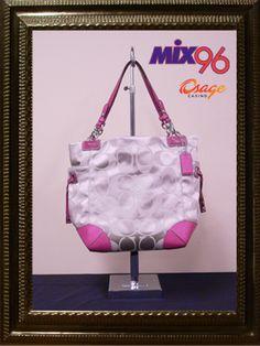 Mix 96 Pick Your Purse - Purse #15 http://www.mix96tulsa.com/s/pick-purse/