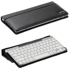 Maroo makes a beautiful leather case for the Apple wireless Bluetooth keyboard that is a bit different from other keyboard cases I've seen. ...